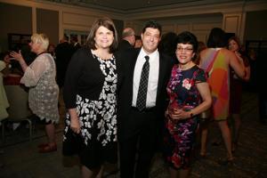 Jennifer and Scott Bernstein, Darien Arnstein