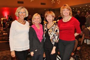 Donna Shanley, Laura McKay, Joan Souders, Marley Brinton