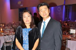 Jiyun and Kisuk Lee