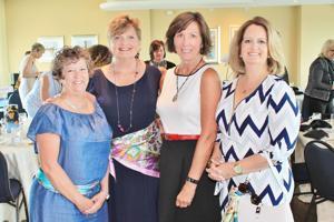 Denise King, Debbie Montgomery, Terri Tichy, Julia Marstall