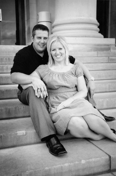 Angela Barnes and Christopher Nasrallam