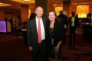 Bill and Lisa White