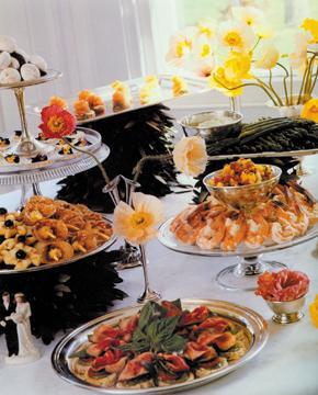 Gatherings & Galas: Buffet Entrée Recipes
