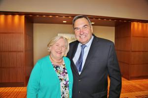 Jane and Gerry Eschmann