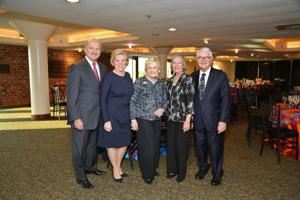 Co-chairs:  Bill and Marsha Rusnack, Honorary chair Joan Quicksilver, co-chairs:  Carol and Tom Voss