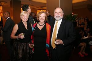Barb Quinn, Peggy Guest, Bill Kuehling