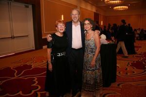 Karen Kalish, Tom and Jennifer Hillman
