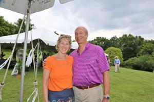 Tracy and David Holtzman