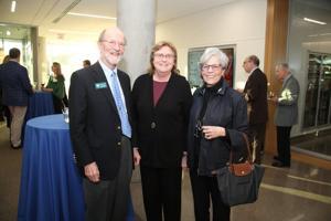 John McDonnell, Dr. Jeanne Loring, Lynn Lyss
