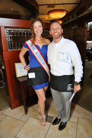 Mrs. Missouri Heather Kemper-Hussey, Shawn Vinson