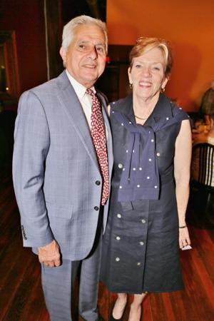 Paul Handal, Mary Ann Moore
