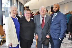 Mrs. Rogers, Patricia Rogers, Claude Rogers, Alex Reynolds