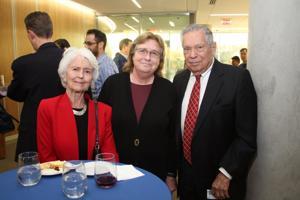 Jean Hobler, Dr. Loring, George Fonyo