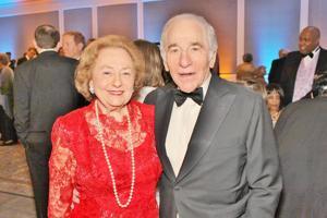 Marilyn and Sam Fox
