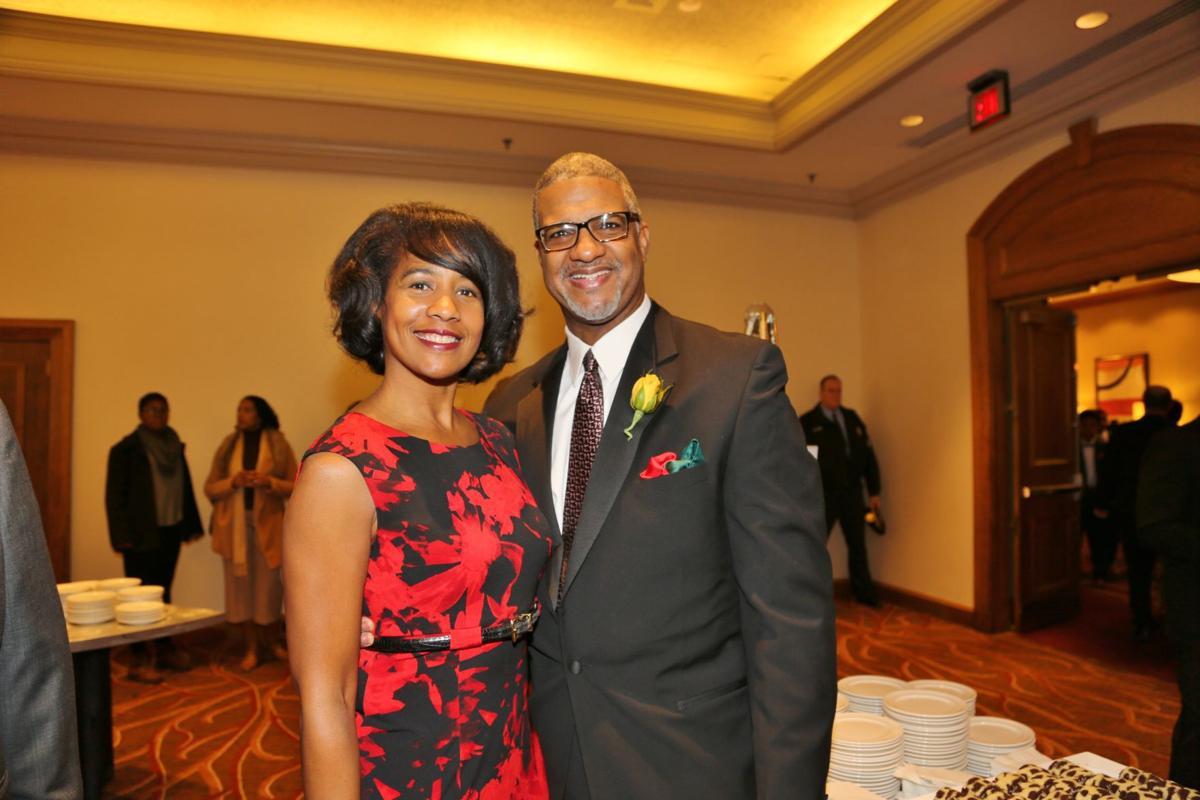 Phakisha and Everett Horne