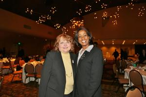 Nancy LeVault, Staci Clayborne