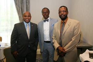 Abdul-Kaba Abdullah, Ralph McDaniel, Terrance Gibson