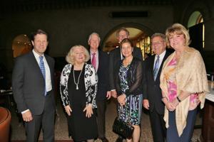 Russ Carnahan, Mary and Don Pillsbury Wainwright, Jim and Mary Forsyth, Roger and Mary Lou Keech