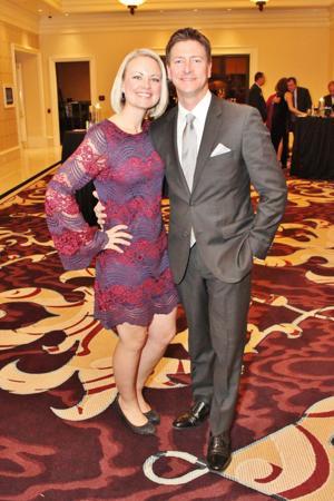 Christina and Darren Stam