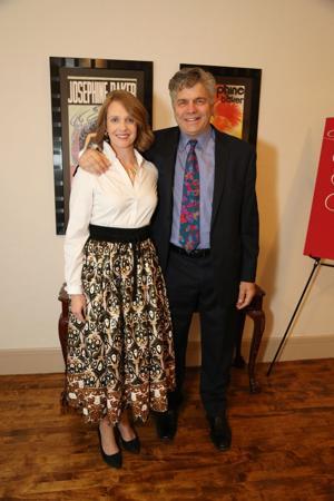 Karin Hagaman, President and CEO Grand Center,  Mark Gorman