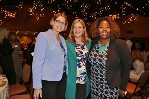 Sally Quattlebaum, Maria O'Brien, Ana Stingfellow