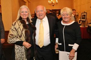 Sally Ledbetter, John and Mary Jane Cusumano