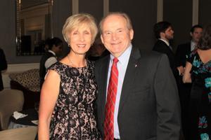 Doreen and Bill Davis