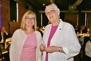 Maureen Bryan (Board Member), Sister Geraldine Neier (Direct Service Liaison)