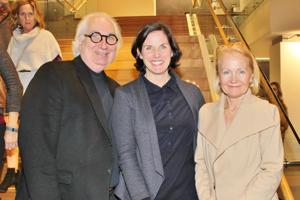 Bob Blaha, Margaret McDonald, Nora Akerberg