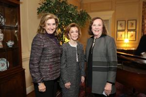 Colleen Starkloff, Peggy Ritter, Linda Lee
