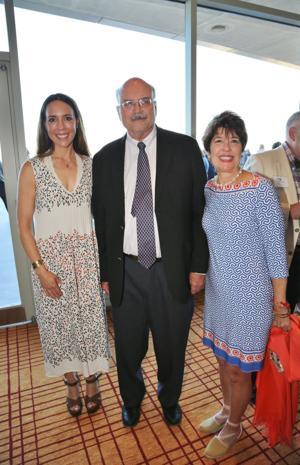 Susan Journagan, Paul Vatterott, Joan Vatterott