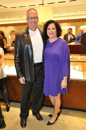 Bob and Carol Marsh