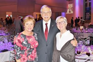 Linda Nemanick, Richard and Jean Robertson
