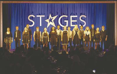 STAGES St. Louis 30th anniversary Applause! gala event at Ritz-Carlton Hotel in Clayton, Missouri on Nov 11, 2016.