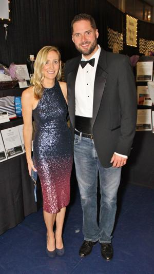 Katie and Tom Nichol