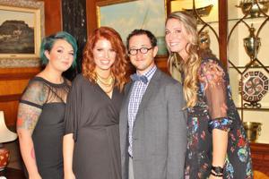 Liz Foley, Amber Kemp, Chad Kim, Rebecca Witherspoon