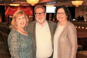 Jeanne Fernandez, Terri and Patti Trucks