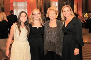 Devon Catsavis, Rachel Porter-Hunter, Devonia Fischer, Jennifer Houchins