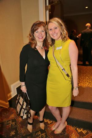 Mary Frontczak, Co-Chair, Meagan Sweeney