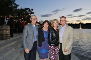 Harry and Jan Amann, Barb and Bob Hummert