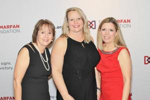 Barb Stehman, Cheryl Marshall, Dana Gima