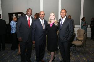 From Enterprise Holdings- Robert Clark, Alonzo Byre, Monica Combest, Stuart Williams