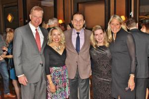 Brad and Lynn Koeneman, Fernando and K.C. Merce, Kathy Button Bell