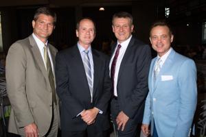 David Bailey, Ken Buchholz, Jim Kemp, Michael Slawin