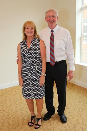 Marcia and Bob Leonard