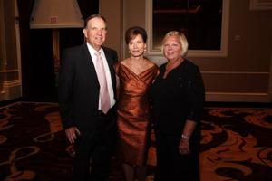 Dr. Ed Burns, Sara Sindelar, Patti Burns
