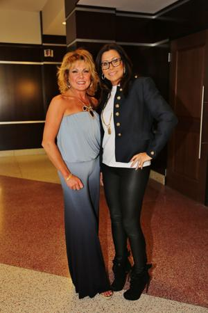 Deanne Parnas, Sharon Lay Co-Chairs