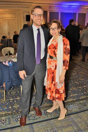 Nicholas Hoffman, Katherine Van Allen
