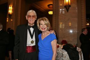 Dolph and Barbara Bridgewater