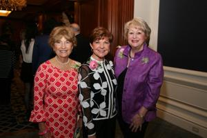 Suzie Nall, Judy Harris, Alice Handelman